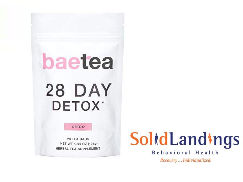 Not Just Detoxification: A Baetea Gentle Detox Tea Review