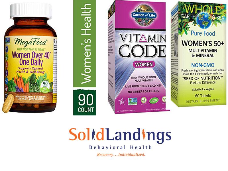Top 10 Best Multivitamin for Women Over 40
