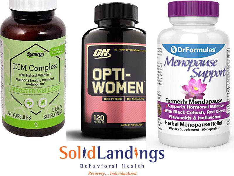 Top 10 Best Vitamins For Women Over 50