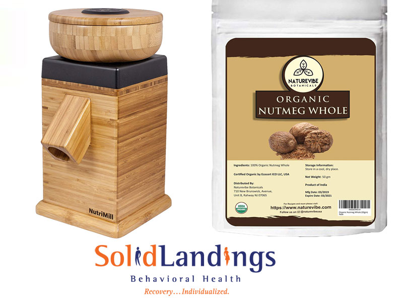 What Are The Benefits Of Nutmeg?