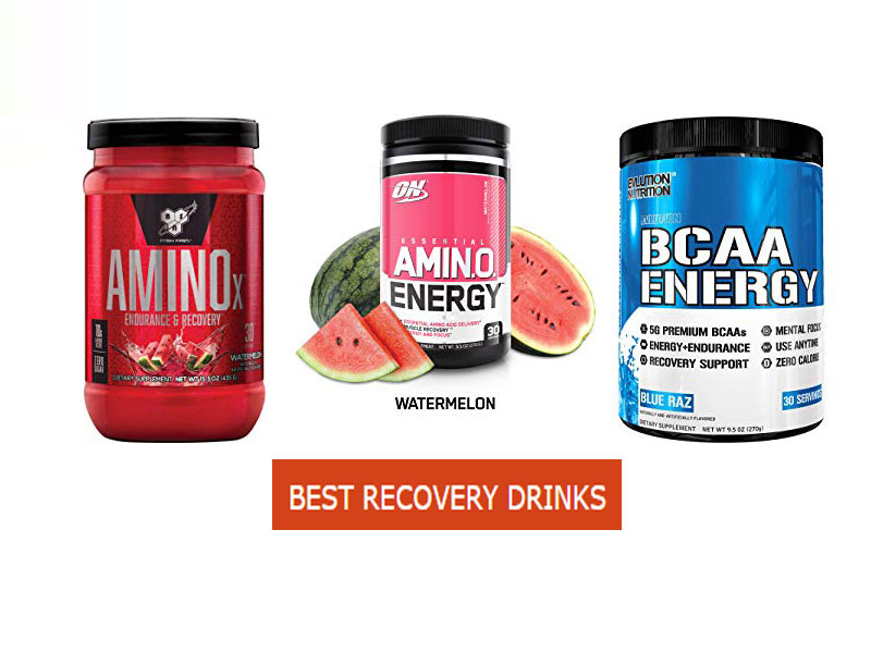 Best-Recovery-Drinks