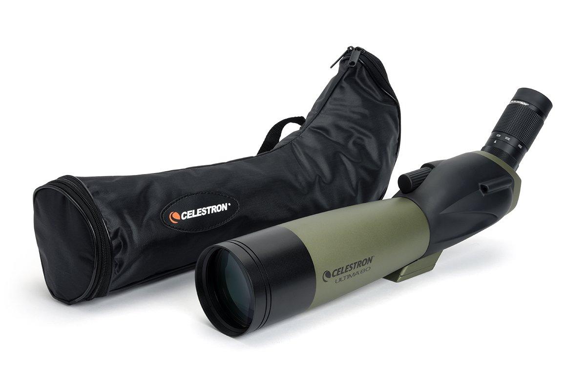 Celestron 52250 80mm Ultima Zoom Spotting Scope