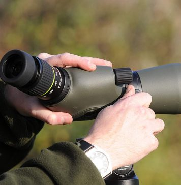 Endeavor XF 60A Angled Eyepiece Spotting Scope