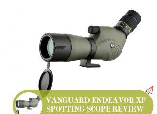 Vanguard Endeavor XF Spotting Scope Review
