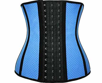 1.YIANNA-Womens-Underbust-Latex-Sport-Girdle-Waist-Trainer-Corsets-Hourglass-Body-Shaper-3[1]