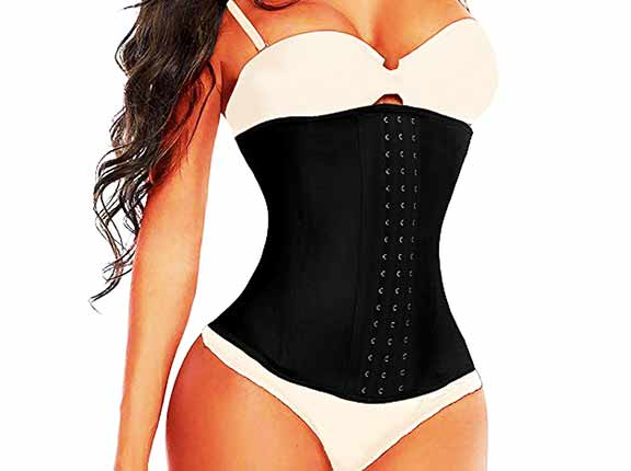 15.SHAPERX-Women-Latex-Columbian-Waist-Trainer-Corset-Long-Torso-Weight-Loss-3-Hook-3[1]