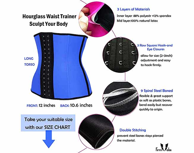 17.FIRM-ABS-Womens-Latex-Sport-Girdle-Waist-Training-Corset-Waist-Body-Shaper-2[1]