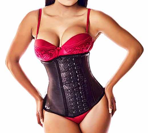 4.Ann-Darling-Latex-Sport-Waist-TrainerCincherTrimmer-Hourglass-Corset-For-Weight-Loss-3[1]