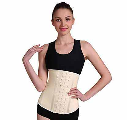 4.Ann-Darling-Latex-Sport-Waist-TrainerCincherTrimmer-Hourglass-Corset-For-Weight-Loss-4[1]