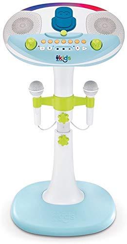 2. Singing Machine Kid's Pedestal Kids Karaoke System