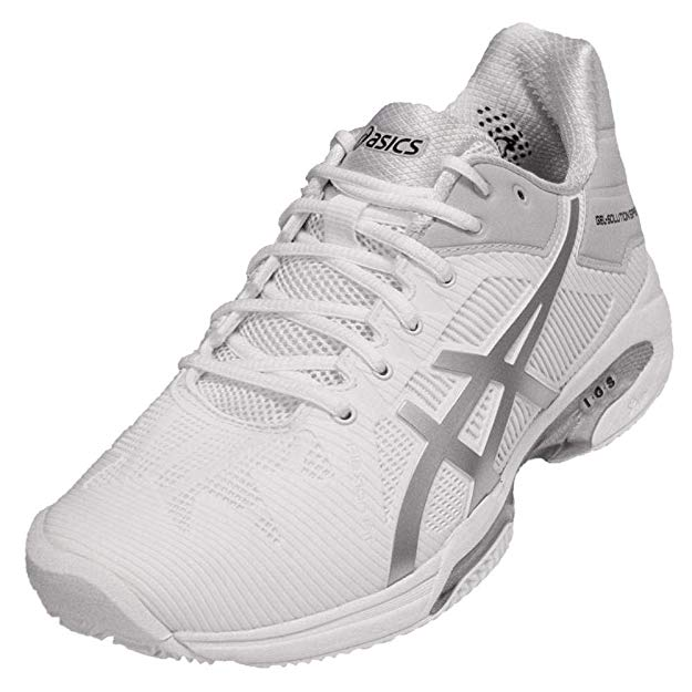 Asics Gel Solution Clay Court Tennis Shoes