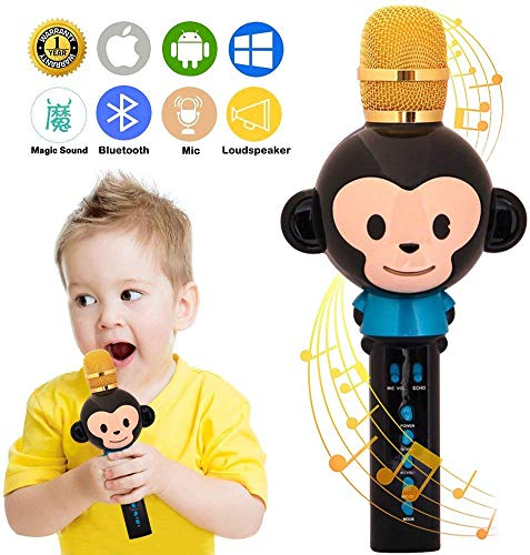 16.UVUXZLW Microphone for Kids Karaoke