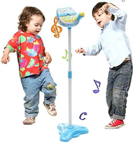Wishtime Toddler Singing Karaoke Microphone