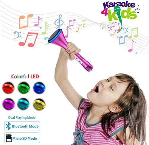10.KOMVOX Kids Karaoke Machine
