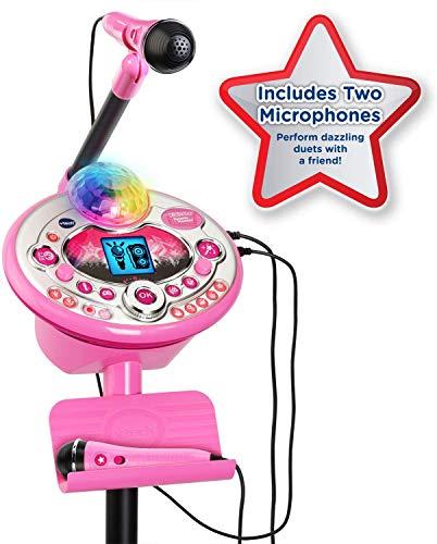 3. VTech Kidi Star Karaoke System