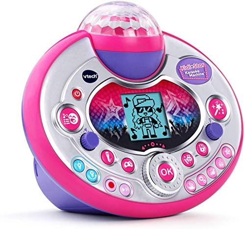 5. VTech Kidi Star Karaoke Machine