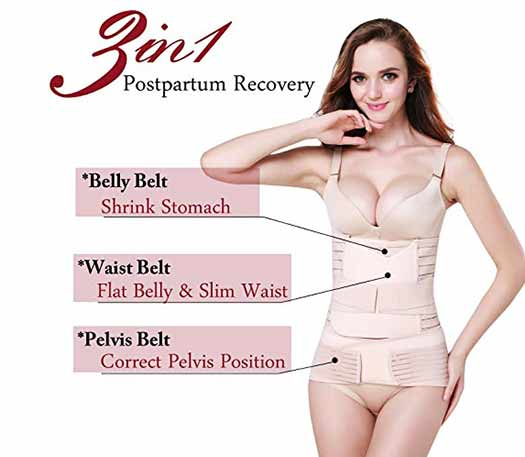 8.TiRain-3-in-1-Postpartum-Support-Recovery-BellyWaistPelvis-Belt-Shapewear-3[1]