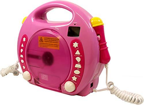14. IQ Toys Portable Sing Along Karaoke Microphone