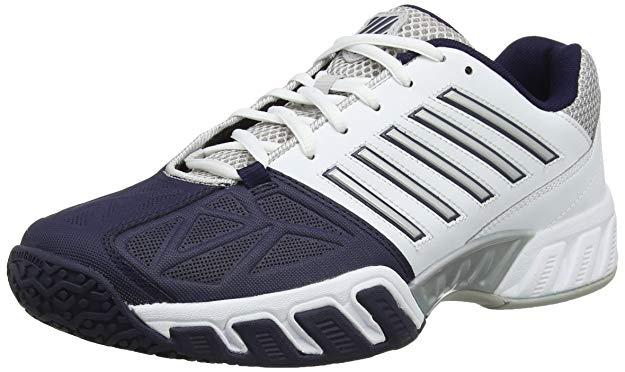 K-Swiss Men's Bigshot Light 3 Tennis Shoes for Grass Courts