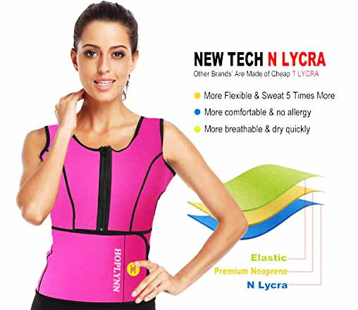 9.HOPLYNN-Neoprene-Sauna-Sweat-Waist-Trainer-Vest-for-Weight-Loss-with-Zipper-for-Women-1[1]