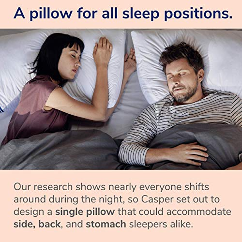 4. Casper PL00000041 Pillow