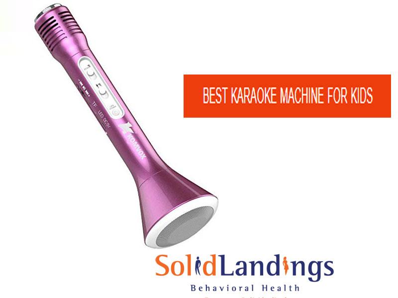 Best Karaoke Machine for Kids – 2021 Top Models Reviewed!