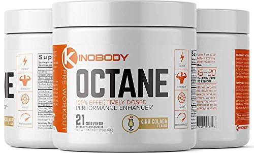 Kinobody Review- The Perfect Pre-Workout Supplement