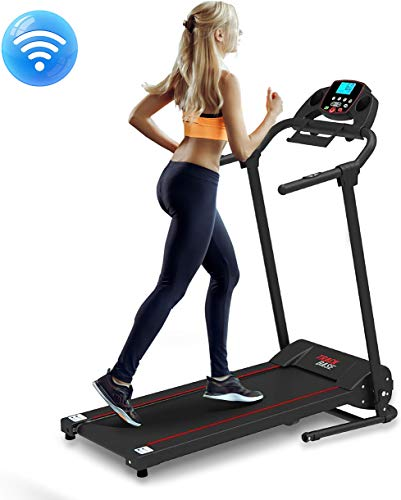 SereneLife Electric Foldable Treadmill