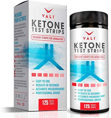VALI Ketone Urine test Strips