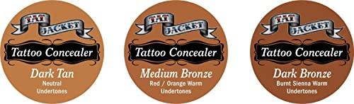 Tatjacket Tattoo Liquid Cover-up Concealer