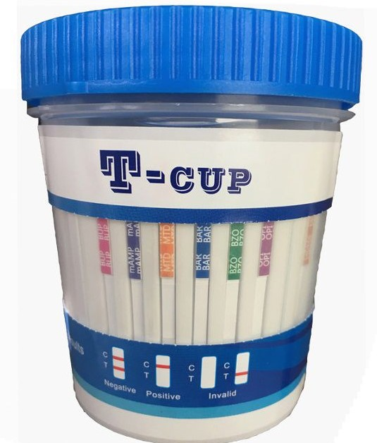 10 Panel Cup Drug Test Cup
